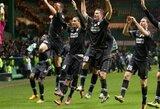 """Čempionų lygos apžvalga: """"Juventus"""" – """"Celtic"""""""