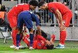 """Geros naujienos """"Bayern"""": K.Comanas išvengė rimtos traumos"""