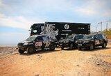 """Lietuviai Dakare """"Toyotą"""" renkasi ne vien lenktynėms"""