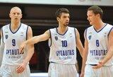 """LKL savaitės prognozė: """"Vytautas"""" turi mažai šansų prieš """"Žalgirį"""""""