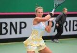 Revanšas pavyko: A.Paražinskaitė triumfavo jaunių teniso turnyre Italijoje