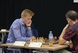 Pasaulio taurėje – lietuvio kova su galingu Rusijos šachmatininku