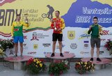 Lietuvos BMX čempiono titulas – T.Girdviliui