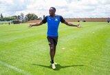 U.Boltas šešias savaites treniruosis Australijoje