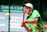 J.Tverijonas – vyrų teniso turnyro Turkijoje ketvirtfinalyje