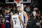 Sensacija: Argentina eliminavo Serbiją ir pateko į pusfinalį