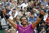 Visų laikų rekordas: R.Nadalis dešimtą kartą laimėjo turnyrą Monake