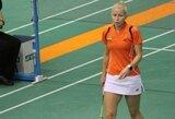 Didžiausiame metų badmintono turnyre Lietuvoje šeimininkai baigė savo pasirodymus