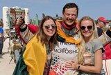 T.Jančys sėkmingai pasiekė finišą Dakare