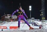D.Rasimovičiūtė pasaulio taurės sprinto rungtyje užėmė 29-ą vietą