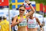Puikus Lietuvos ėjikių pasirodymas: B.Virbalytė-Dimšienė pagerino šalies rekordą, Ž.Vaiciukevičiūtė lyderiavo net penkis kilometrus