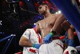 F.Mayweatherio pėdomis žengiantis A.Khanas už įspūdingą pinigų sumą planuoja susikauti su MMA kovotoju