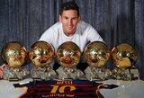 Top 20: geriausi visų laikų futbolininkai, niekada nežaidę aukščiausioje Anglijos lygoje
