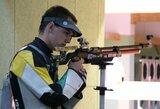 Azerbaidžane prasidėjo Europos šaudymo čempionatas