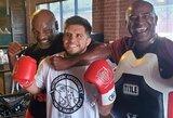 H.Cejudo bokso ringe sulaukė M.Tysono pamokų, R.Garcia įsiuto dėl jam siūlomo uždarbio