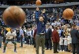"""NBA amerikietiškojo futbolo žvaigždei neleido žaisti """"Mavericks"""" rungtynėse"""