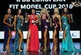"""""""Fit Model"""" Europos taurės varžybose – A.Judzinskytės bronza"""