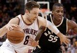 """NBA krepšininkai M.Dellavedova išrinko """"nešvariausiu"""" lygos žaidėju"""