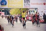 Sekmadienį Vilniuje – profesionalių dviratininkų batalijos