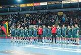 Lietuvos rankinio rinktinė patyrė skaudų pralaimėjimą Rumunijoje, portugalai pateikė sensaciją (papildyta)