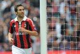 """""""Milan"""" klubą paliko M.Flamini"""