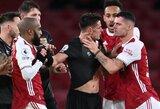"""Karjerą baigęs žaidėjas pasiūlė """"Arsenal"""": """"Parduokite G.Xhaką ir pasirašykite sutartį nemokamai su manimi"""""""