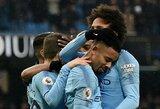 """G.Jesuso dublis padėjo """"Manchester City"""" švęsti pergalę prieš """"Everton"""""""