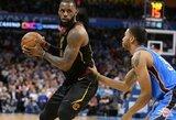 NBA žvaigždės rūpinasi karjerą baigusiais veteranais