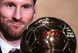 Ispanijos teisėsauga vėl tirs L.Messi priklausantį labdaros fondą