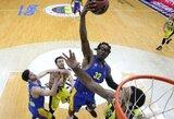 """""""Maccabi"""" nubausta dėl karantino taisykles sulaužiusio A.Stoudemire'o"""