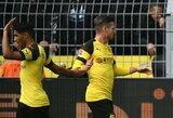"Vokietijoje – triuškinanti Dortmundo ""Borussia"" pergalė"