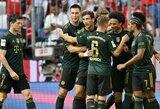 """""""Bayern"""" vietiniame čempionate varžovams atseikėjo 7 įvarčius"""