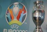 """Į kitus metus perkeltas Europos čempionatas vis tiek vadinsis """"Euro 2020"""""""