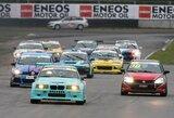 """Antroji """"ENEOS Riga Summer Race"""" diena: dar daugiau avarijų ir lietuvių triumfas"""