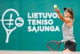 J.Mikulskytė su partnere Portugalijoje pateko į ketvirtfinalį