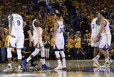 """Kiek laiko tęsis """"Warriors"""" komandos dominavimas?"""