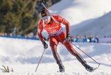 Lietuvos biatlono  čempionate pripažinti lyderiai sulaukė rimtos konkurencijos