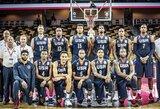 """FIBA atranka: JAV pasiekė triuškinančią pergalę, argentiniečius vedė buvęs """"Lietuvos ryto"""" žaidėjas"""