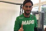 Oficialu: A.Aquilani vos po pusmečio keičia klubą