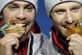 """""""Tuščia"""" diena nepablogino vokiečių situacijos olimpinėje medalių įskaitoje"""
