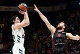 """""""Baskonia"""" susidomėjo buvusiu NBA krepšininku"""