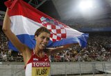 B.Vlasič gali praleisti Londono olimpines žaidynes