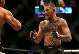 """UFC prezidento atkirtis C.McGregorui: """"Jei nereklamuosi kovų, rasime kuo tave pakeisti"""""""