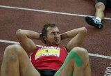 Dar vienas garsus Baltarusijos sportininkas uždarytas į areštinę