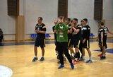 Reguliarusis Lietuvos rankinio lygos sezonas užbaigtas antausiu dzūkams