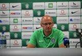 """""""Žalgiris"""" ir """"Vaduz"""" ruošiasi kovai UEFA Europos lygos atrankoje"""