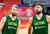 Lietuviai pateks į olimpiadą, jeigu neįvyks jos atranka