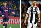 """Guti: """"L.Messi yra talentingesnis žaidėjas, C.Ronaldo – ambicingesnis"""""""