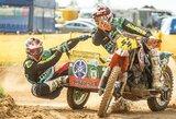 Motociklų krose Pakruojyje – įvairių šalių vėliavos ir atkaklios kovos