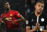 """Čempionų lygos apžvalga: """"Manchester United"""" pakilimas ir PSG problemos"""